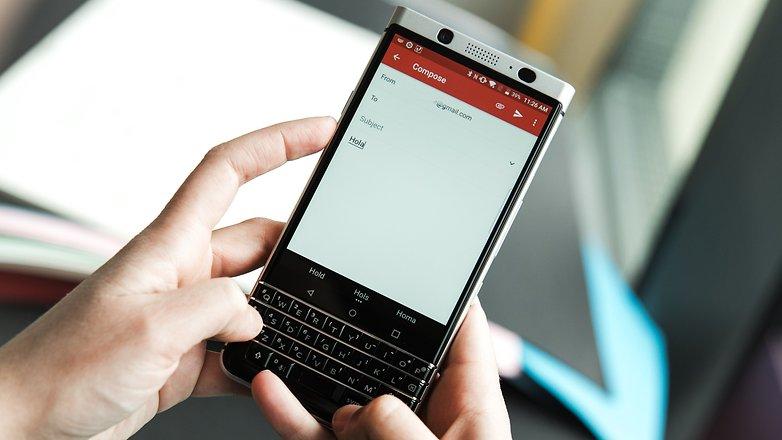 BlackBerry ci riprova: ecco il KeyOne
