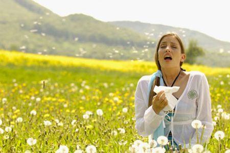 Primavera, tempo di allergie: ecco come reagire!