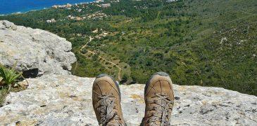 Calzini da trekking, ecco un uso alternativo!