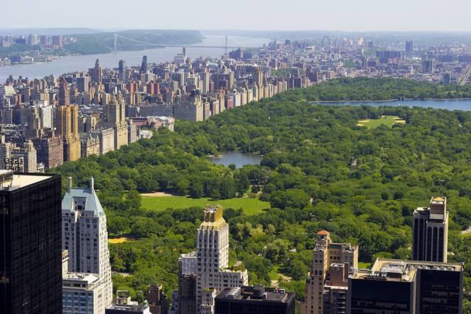 Central Park, che cosa è e quando è nato