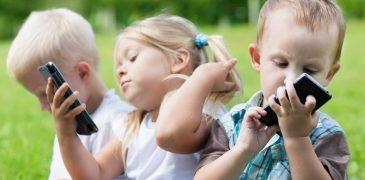 Bambini troppo davanti allo schermo? I danni potrebbero essere irreversibili