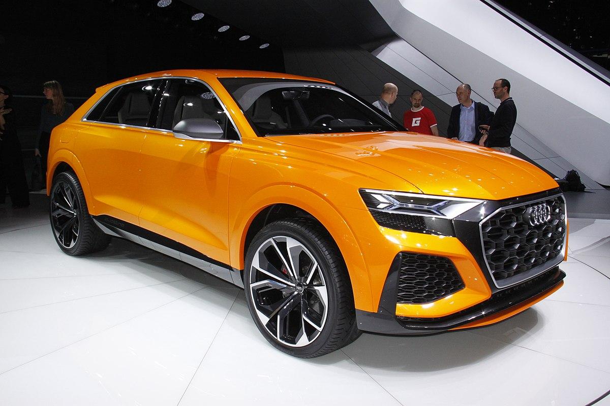 Audi Q8 usata, occasione imperdibile per gli amanti dello stile e del dinamismo