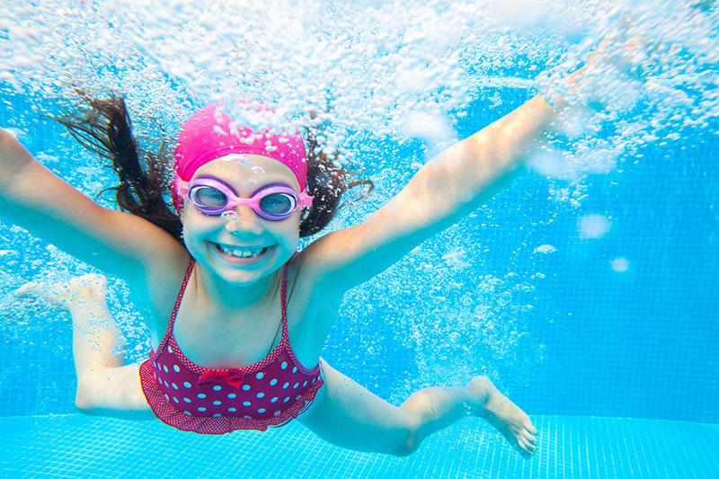 Quanto fa bene fare del nuoto